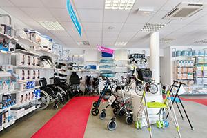 rayon magasin bastide le confort médical crosne matériel médical vente et location